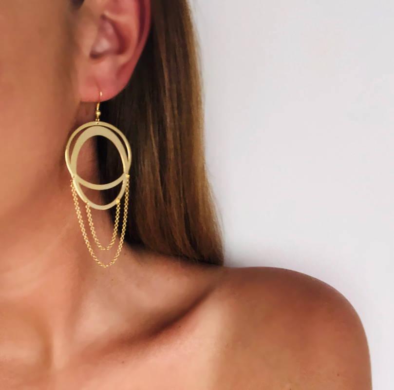 Revolution - Hook Earrings