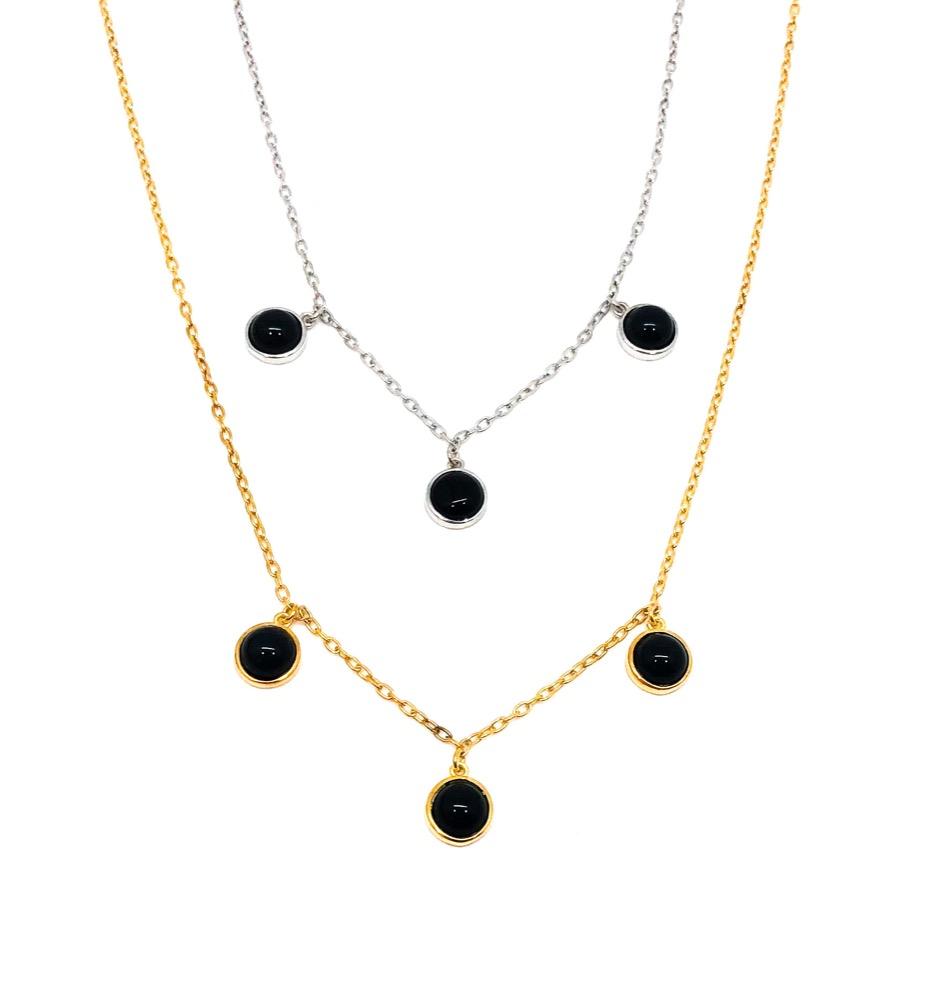 Little Onyx Necklace