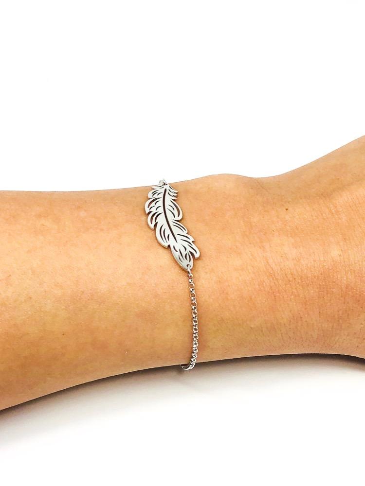Wing Chain Bracelet