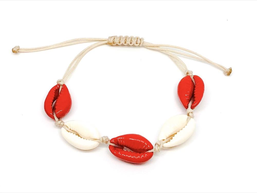 Pantone Shell Bracelet