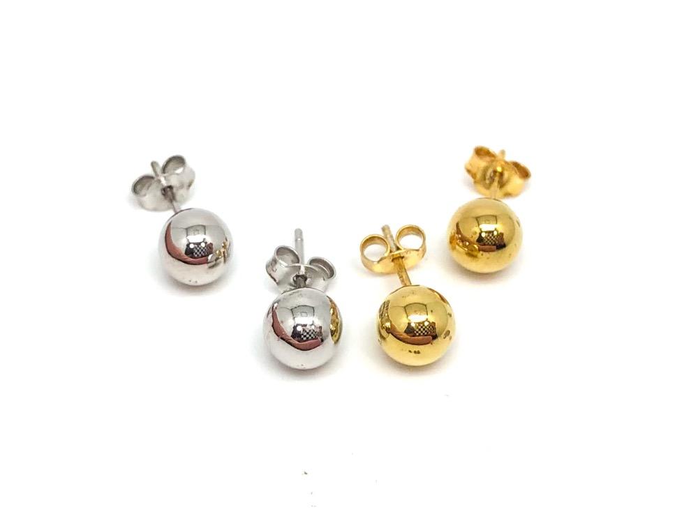 Ball Earrings L