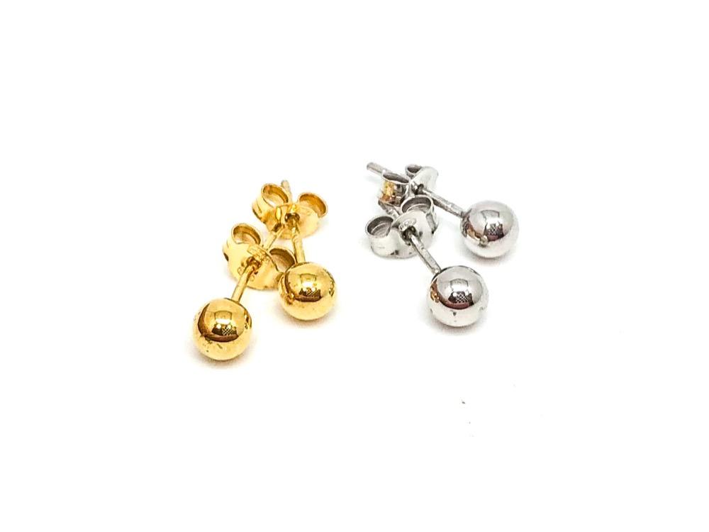 Ball Earrings M