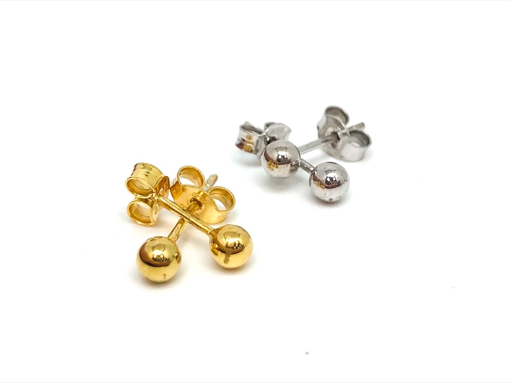 Ball Earrings S