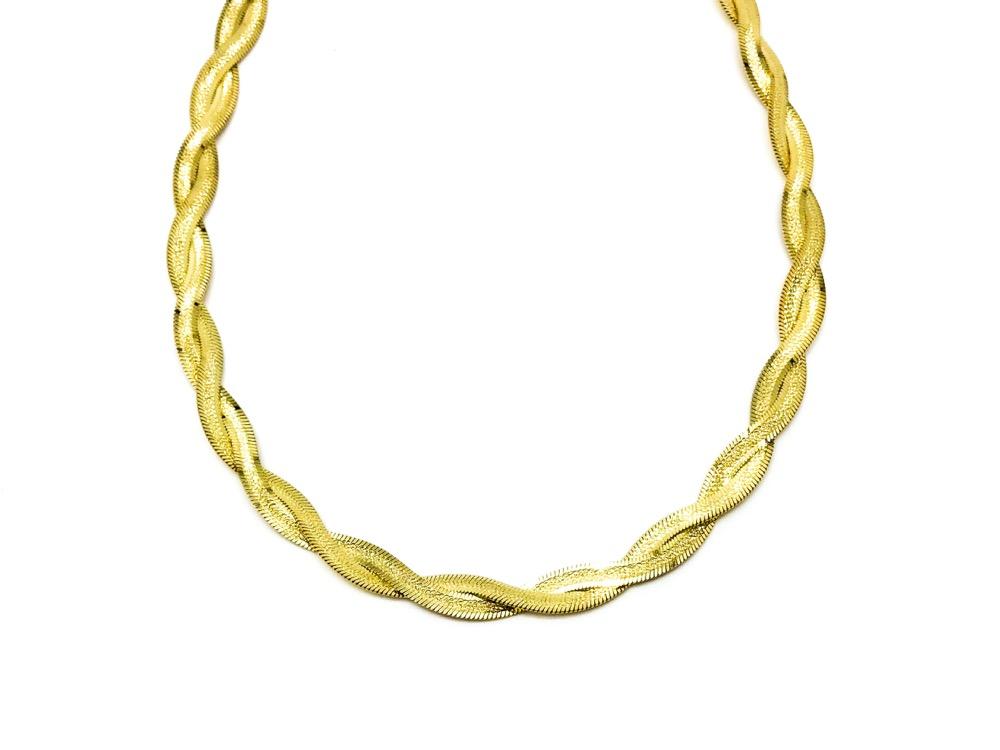 Braided Chain Y